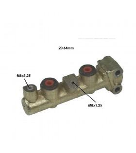 maitre-cylindre double circuit 2cv citroen