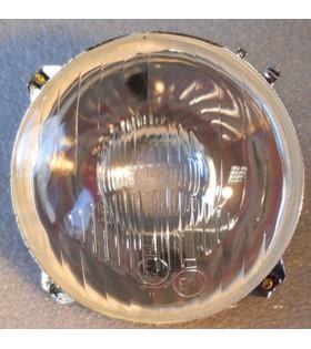 optique de phare cibié gauche méhari , dyane, acadiane
