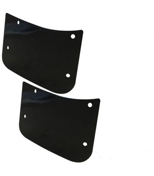 Renforts de bavettes 2 cv Type AZ/AZAM