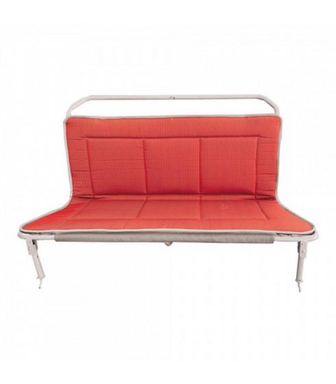 Garniture banquette ar 2cv fourgonnette modèle Enac Glacauto