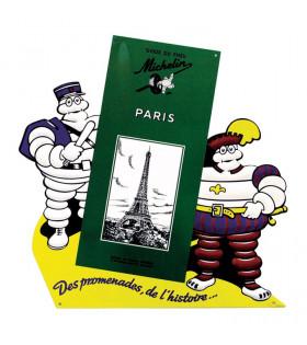 Plaque Michelin Paris
