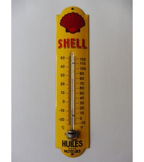 Thermomètre Shell