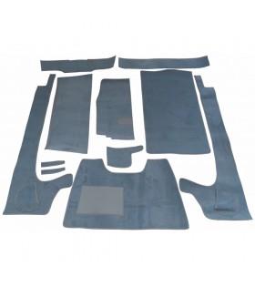 Kit moquette 11BL Traction avant
