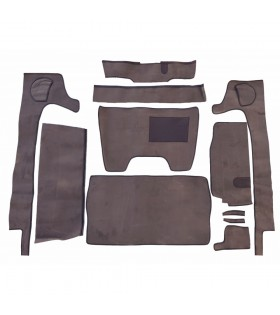 Kit moquette 11 BL Traction avant