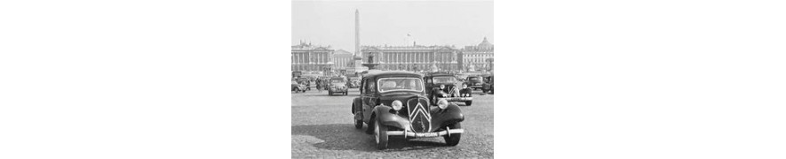 Direcion traction avant  11 cv