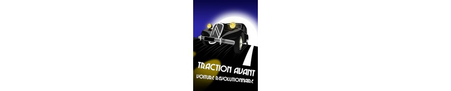 Eclairage Traction avant 11cv