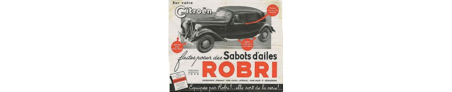 enjoliveur de carrosserie-sigle-rétroviseur  traction avant citroen