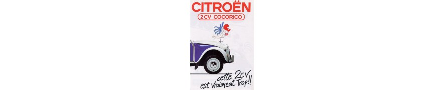 joints de carrosserie 2cv