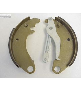 machoires de frein avant diamètre 200 mm 2cv citroen