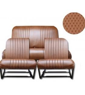 Garniture TARGA Marron 2cv4-2cv6 citroen