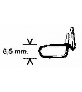 Agrafes de baguette de porte Citroën Traction avant