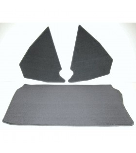Kit moquette coffre 11BL Traction avant