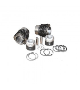 cylindres et pistons 2cv6